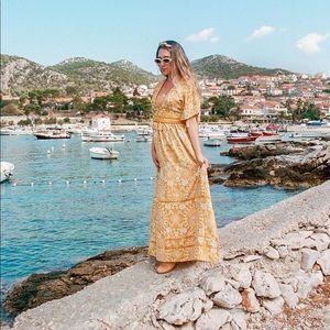 Yireh Maxi Dress